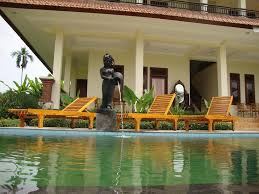 Pool Guest House Flamboyan Guest House Ubud Indonesia Booking Com