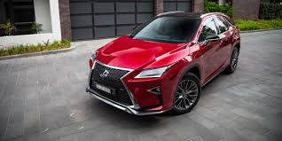 lexus rx200t usa lexus wants to provoke envy in onlookers says new branding chief