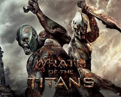 FILM La Colère des Titans