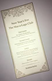 new years wedding invitations photos see how trump spent new year u0027s eve at mar a lago