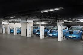 nissan leaf used car nissan leaf batteries used to power office buildings in japan