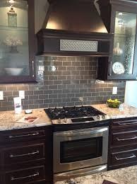 Dark Kitchen Cabinets With Backsplash Kitchen Top Modern Kitchen Colors With Dark Cabinets For The Home