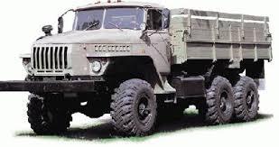 """Tактически камион """"Урал 4320"""""""