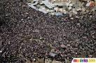 Foto   Jutaan warga Mesir turun ke jalan tuntut Mursi mundur