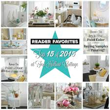 Cottage Home Decor Ideas by Top 15 Diy Craft And Home Decorating Projects Of 2015