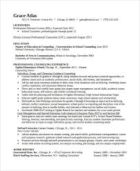 On Campus Job Resume by Elementary Counselor Resume Best Resume Collection