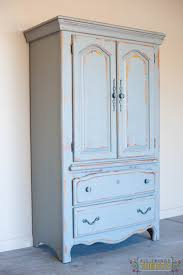 Serenity Blue Paint What Protective Topcoat Product Should You Use On Chalk Paint That