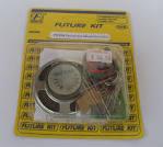 234FK: วงจรไซเรนตำรวจ พร้อมลำโพง (ชุดคิท), Kit4Diy.net จำหน่ายโครง ...