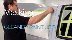 quick simple car masking tips that are low cost youtube