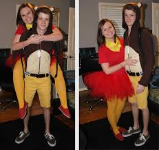 easy homemade couples halloween costume ideas my girlfriend wanted to do a couple costume for halloween this