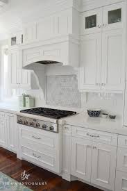 White Subway Tile Backsplash Ideas by Best 25 White Quartz Countertops Ideas On Pinterest Quartz