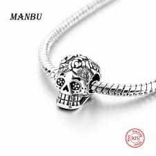 chamilia halloween beads popular sterling silver skull beads buy cheap sterling silver