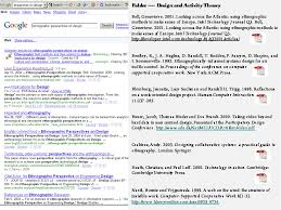 Engineering research papers search engine