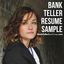 sample bank teller resume bank teller resume sample archives bank teller resume sample