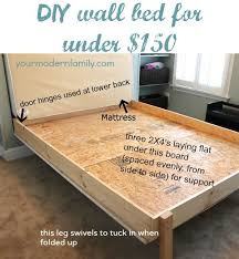 How To Build A Full Size Platform Bed With Drawers by Best 25 Build A Bed Ideas On Pinterest Diy Bed Twin Bed Frame
