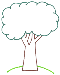 cartoon picture of trees free download clip art free clip art