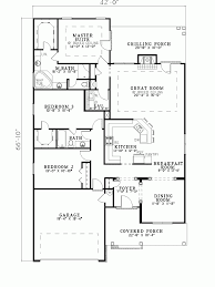 100 house plans with open floor plan five bedroom house