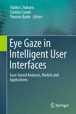 Eye Gaze in Intelligent User Interfaces     SpringerLink