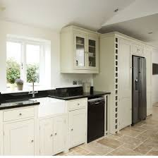 White Country Kitchen Cabinets Modern Country Kitchen Design With White Cabinet And Sink 4025