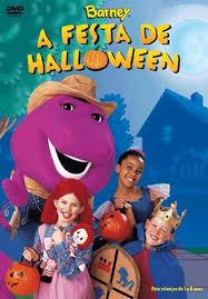 Barney: A Festa de Halloween Dublado