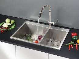 ruvati rvf1218st modern pullout kitchen faucet stainless steel