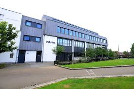 Deloitte     s Belfast Technology Studio at the Gasworks