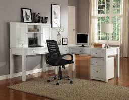 Comfortable Home Decor Office Brilliant Home Office Decor With Contemporary Painted