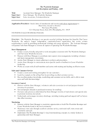 Director Of It Resume Examples by Sample Resume Resume For Retail Clerk Walgreens Service Perfect