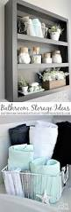 Small Bathroom Makeovers by Best 25 Ideas For Small Bathrooms Ideas On Pinterest Inspired