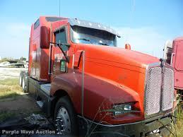 new kenworth semi 1995 kenworth t600 semi truck item j8590 sold october 1