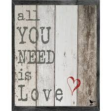 Precious Large Metal Letters For Wall Decor Canvas Wall Art Walmart Com