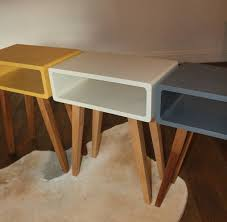 Retro Sofa Table by Best 25 Side Tables Ideas Only On Pinterest Side Tables Bedroom