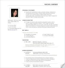 Resume Pattern For Job Application by Free Sample Resume Templates Advice And Career Tools Resume Surgeon
