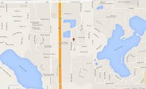 Orlando Florida On Map by Orlando Avi Spl