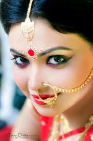 chandan make up bengali bride simple makeup