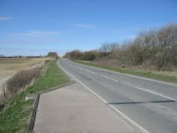 B4265 road