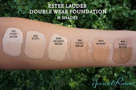 estee lauder double wear foundation review swatches the art of makeup estee lauder double wear double wear foundation and double wear