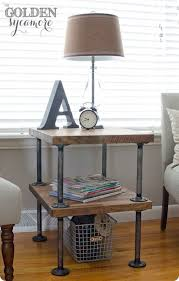 best 25 diy nightstand ideas on pinterest crate nightstand
