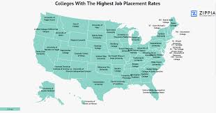 Colorado State University Map by The Best College In Each State For Getting A Job Zippia