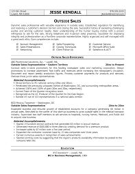 Resumes For Sales  magnificent sample resumes for sales with     a resume cover letter   ipnodns ru