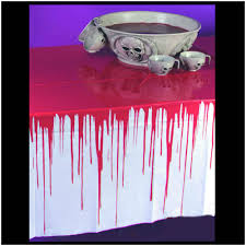 halloween table cloth halloween accessories mad about horror