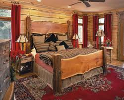 25 rustic bedroom furniture ideas newhomesandrews com charming rustic bedroom decorating ideas with rustic solid wood bedroom wall panel