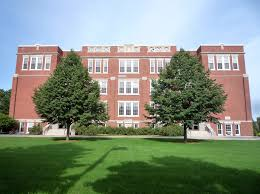 North Hall-River Falls State Normal School