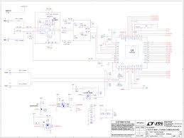 solutions dc2266a ltc2107 ltc6409 demo board 16 bit