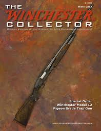 magazine winchester collector