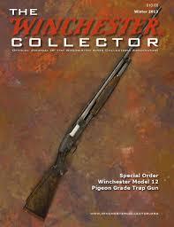 magazine winchester collector
