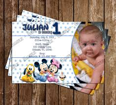 1st Year Baby Birthday Invitation Cards Delectable 1st Birthday Cards For Baby Boy Birthday Ideas 1st