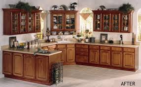 Refinishing Kitchen Cabinets Kitchen Cabinets Refinishing Wheaton Il Furniture Medic