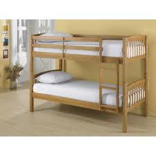 Belmont Home Decor by Dorel Belmont Twin Bunk Bed Pine