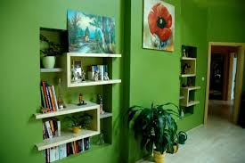 Beautiful Living Room Color Green Combined Themes Idea Inside Design - Green paint colors for living room